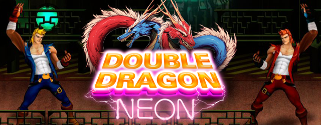 Double Dragon Neon dated for PSN and XBLA