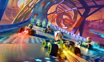 F1 Race Stars coming on November 16th