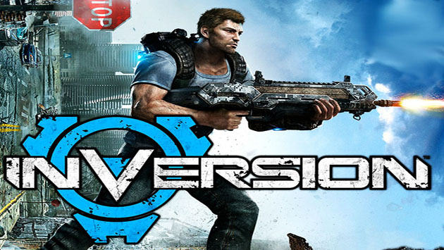 Namco Bandai's Inversion is now available on Steam