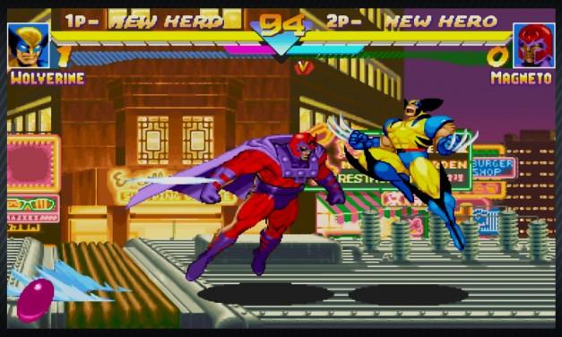 Marvel vs. Capcom Origins coming on XBLA and PSN in September