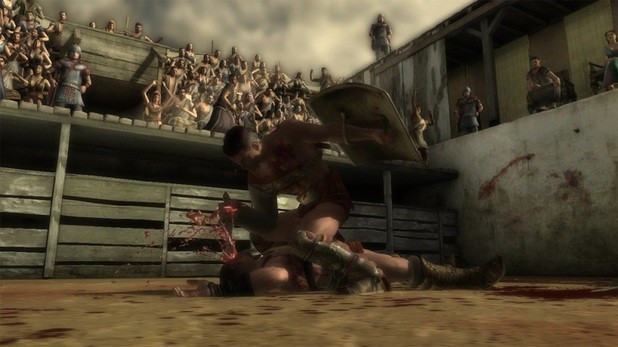 Ubisoft announces Spartacus Legends