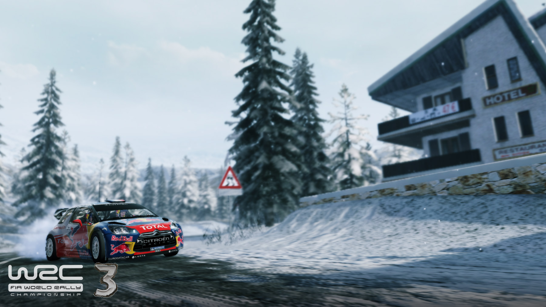 WRC3 coming to PC, Xbox, PS3 and PSVita on October 12