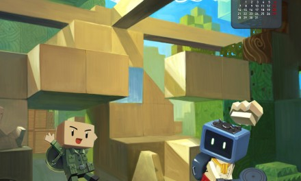 Free-to-play sandbox shooter Brick-Force officially launched