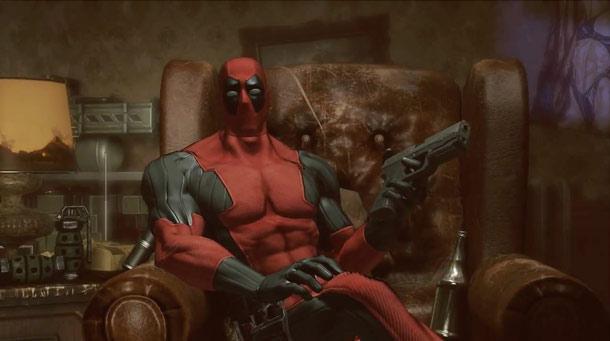 Deadpool video game announced