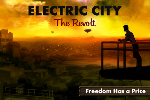 Tom Hanks' Electric City launches on iOS and Android