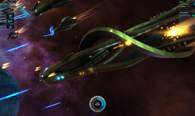 Endless Space is now available on Steam