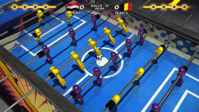 Foosball 2012 release date and price revealed