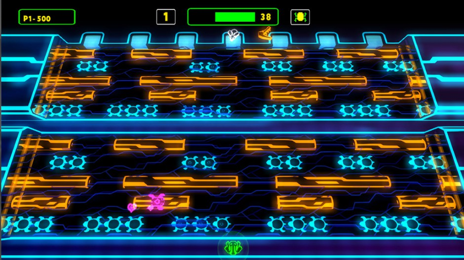Frogger: Hyper Arcade Edition launches on XBLA, US PSN and WiiWare