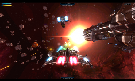 Galaxy on Fire 2 Full HD is coming out for Windows PC