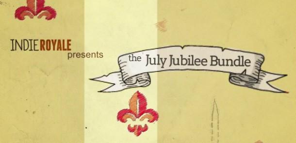 The Indie Royale July Jubilee Bundle is live