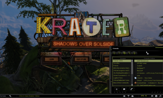 Krater retail Collectror's Edition unveiled
