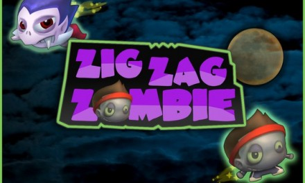 Zig Zag Zombie released on the App Store