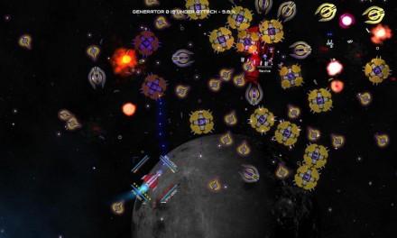 Sci-fi Twin-Stick Shooter Schar: Blue Shield Alliance released on XBLIG