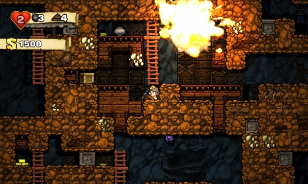 Spelunky launches on XBLA
