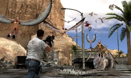 Serious Sam 3: Jewel of the Nile DLC announced