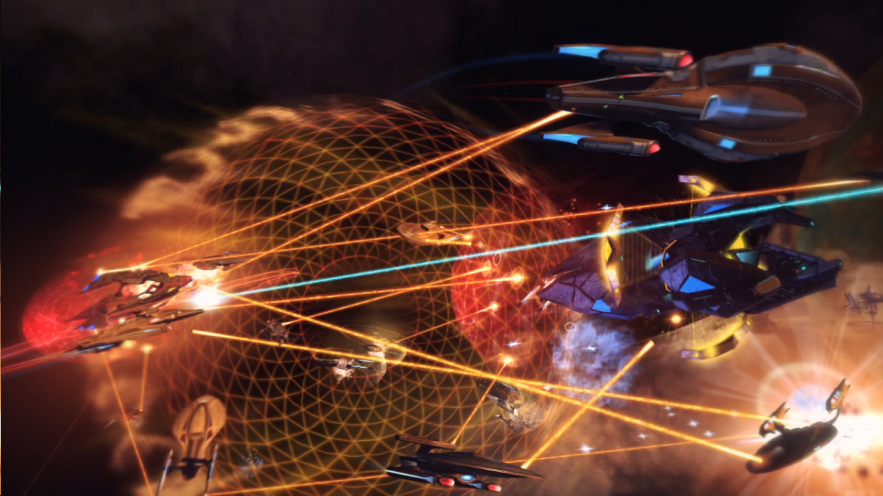 Star Trek Online Season 6: Under Siege is now live