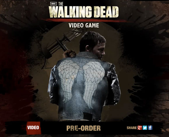 Activision Publishing and Terminal Reality reveal a new The Walking Dead video game