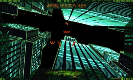 Dark Computer Entertainment announces release date for retro arcade rescue game Vektropolis