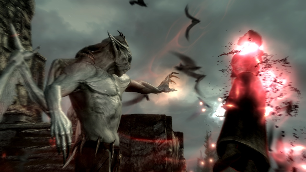Skyrim's Dawnguard DLC now on Steam - GameConnect