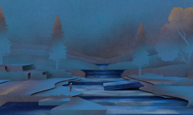 Tengami, an adventure game set in paper architected pop-up world, coming in 2013