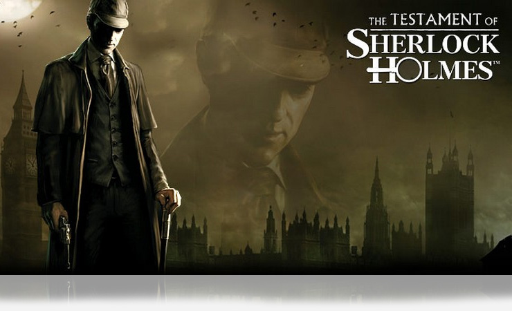 The Testament of Sherlock Holmes release date set