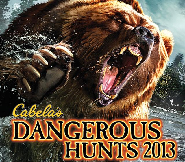 Activision announces Cabela's Dangerous Hunts 2013
