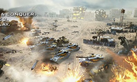 Command & Conquer Generals 2 launching as part of a free-to-play C&C strategy franchise