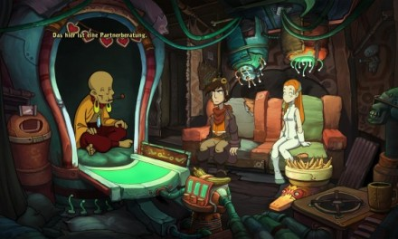 Deponia sequel coming to PC on November 6th
