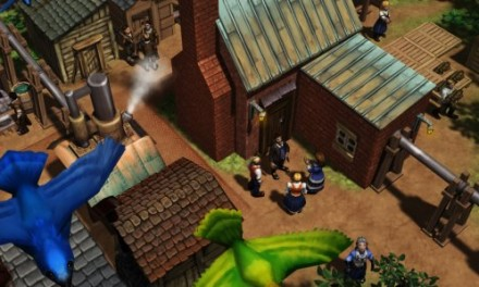 Gaslamp Games announces steampunk city-builder Clockwork Empires