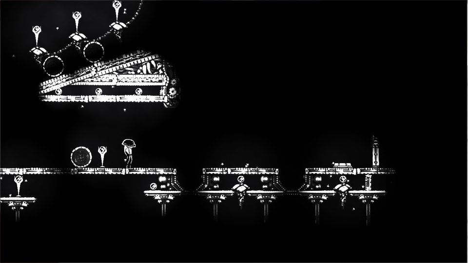 Monochrome indie platformer Closure coming to Steam