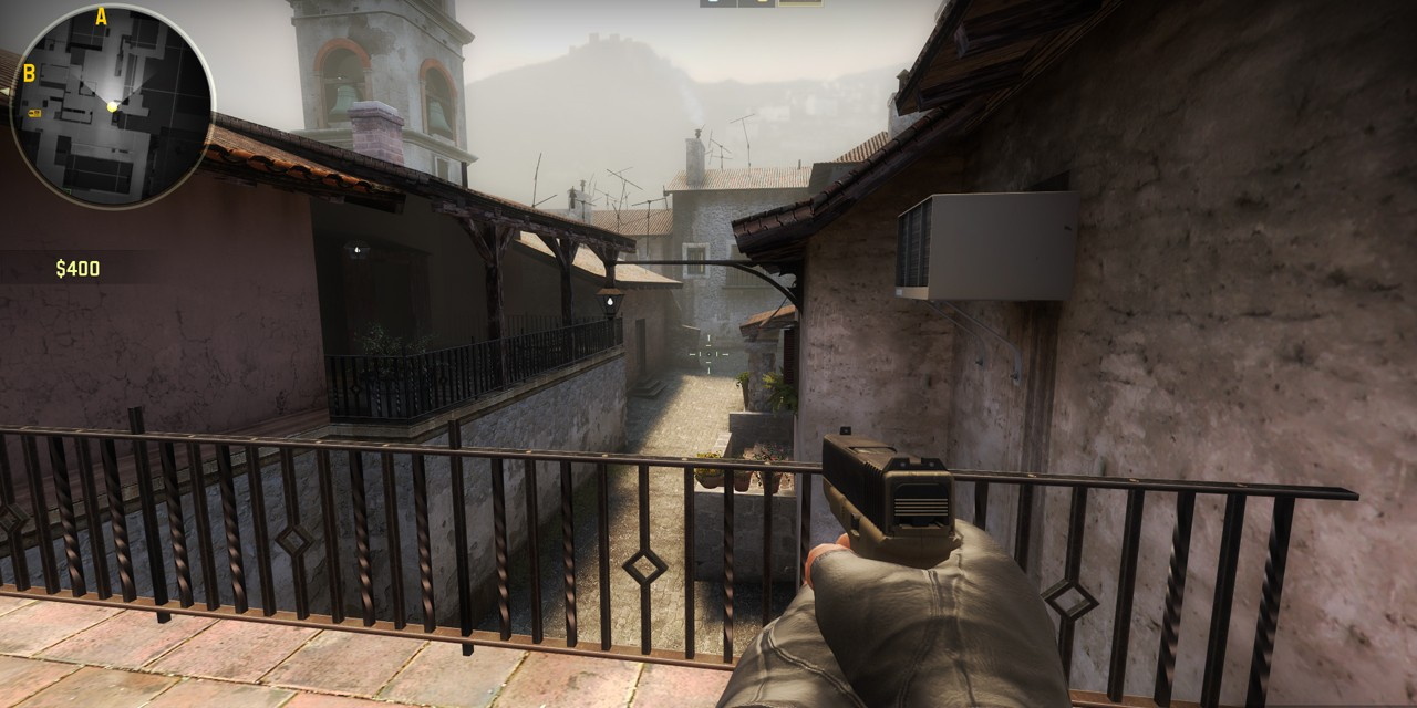 Counter-Strike: Global Offensive now available