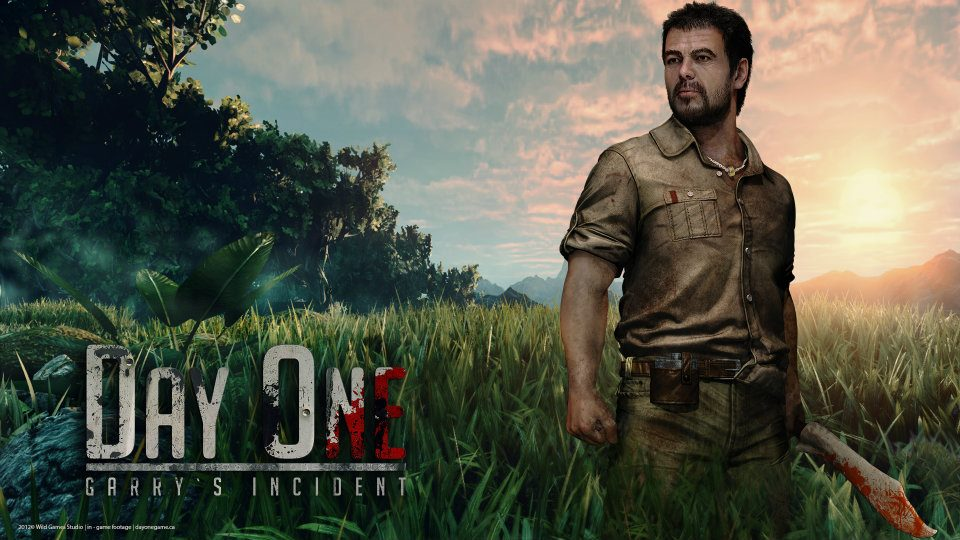 Survival FPS Day One: Garry's Incident dated, gets a teaser trailer