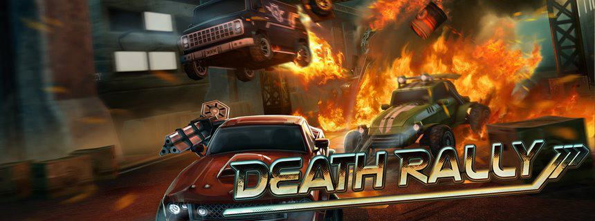 Death Rally is now available on Steam