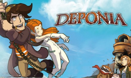 Deponia is now available on Steam