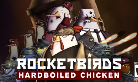 Rocketbirds: Hardboiled Chicken coming to PC this fall