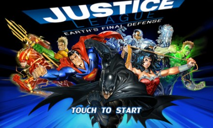Justice League: Earth's Final Defense is now available on the App Store