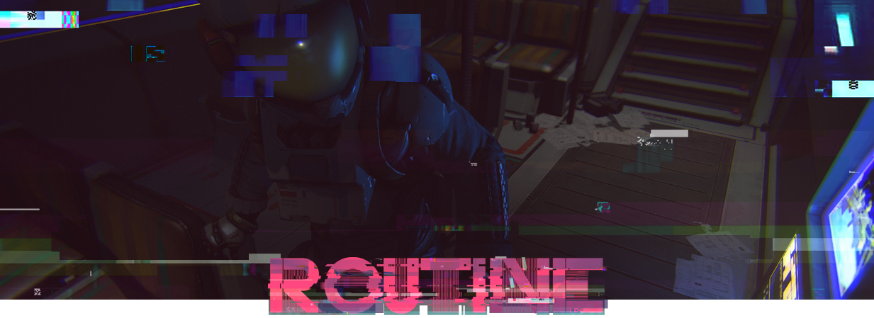Indie developer Lunar Software unveils Routine, an 80s inspired horror game for the PC