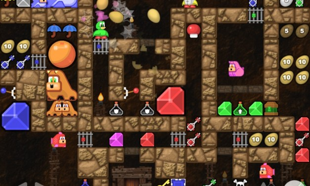 Action arcade platformer Qwak HD coming to the App Store on August 30th
