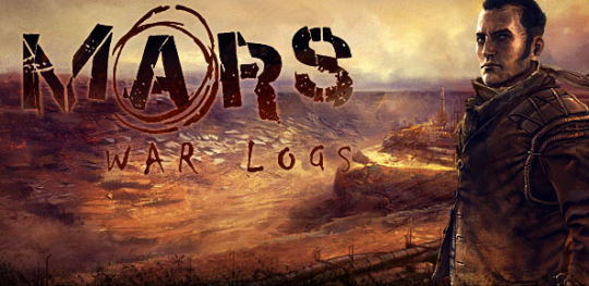 Sci-fi RPG Mars: War Logs announced