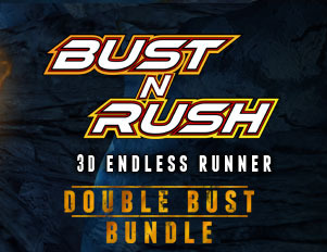 Techtonic Games launches 3D Endless Runner Bust-N-Rush