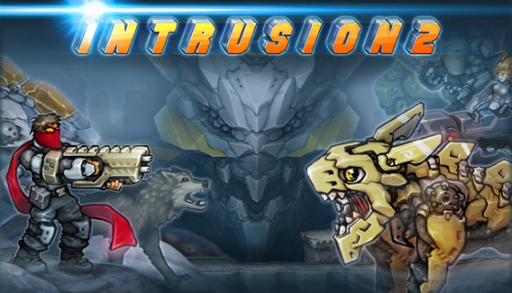 Intrusion 2 is now available on Steam