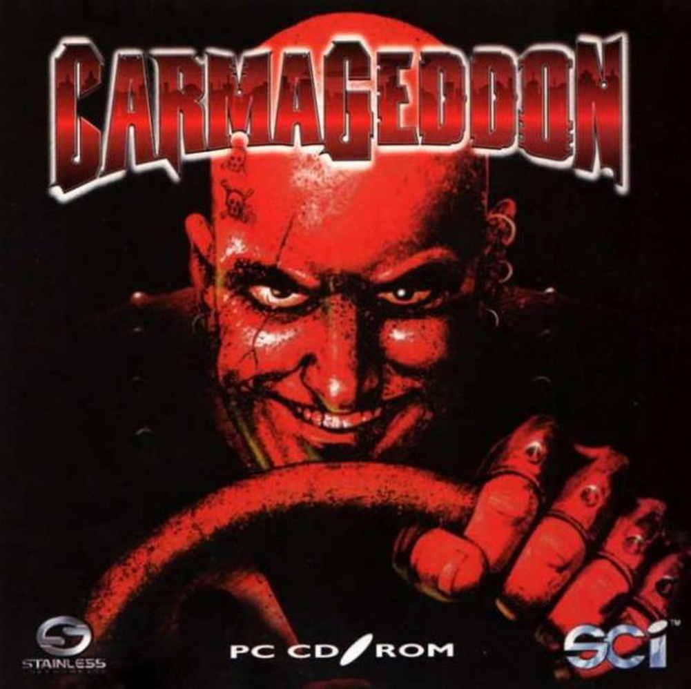 Armageddon Car Game