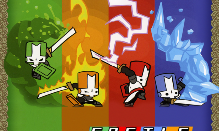 Castle Crashers released on Steam