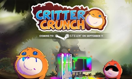 Critter Crunch released on Steam