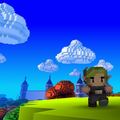 Cube World: Multiplayer Adventures trailer released