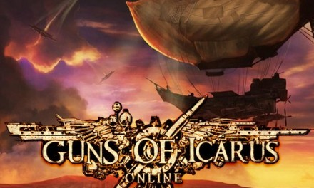 Guns of Icarus Online released on Steam
