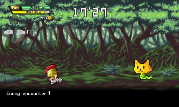 Half Minute Hero: Super Mega Neo Climax Ultimate Boy PC release date announced