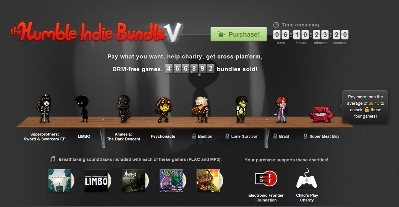Bundle the indie way