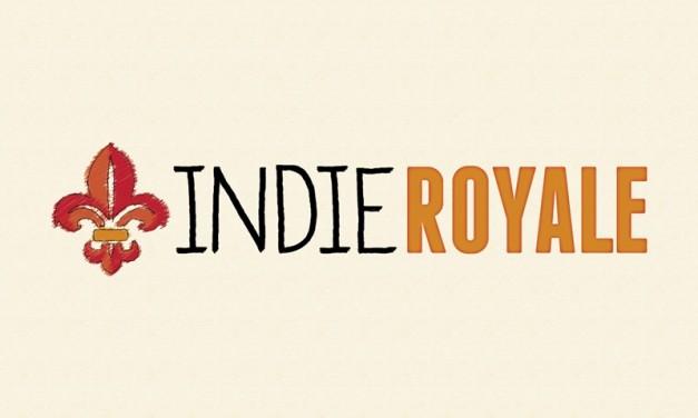 Indie Royale's Debut 4 Bundle is live