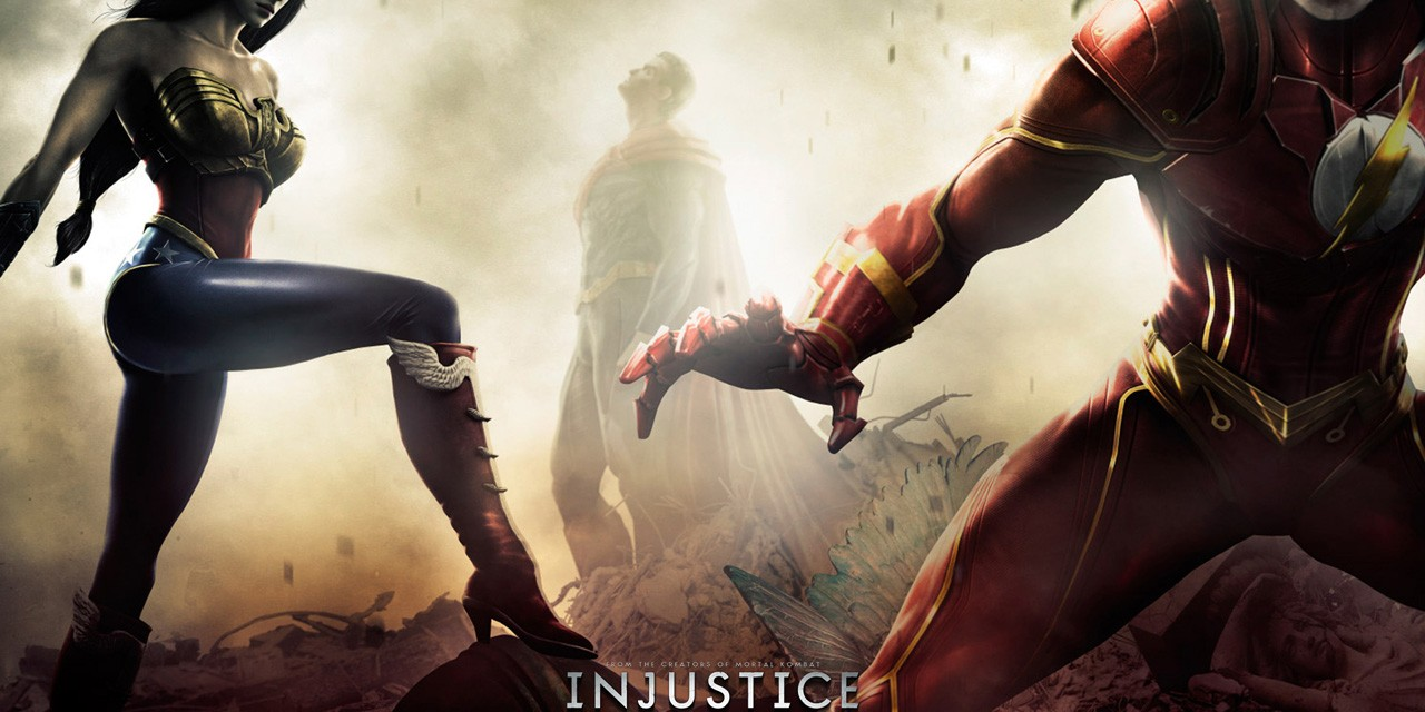 Injustice: Gods Among Us coming April 2013